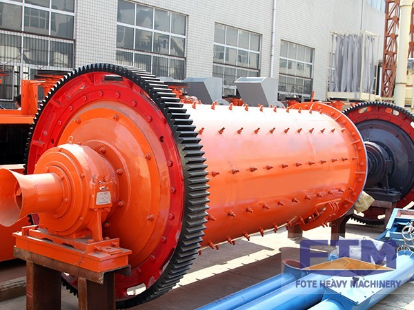 Ore Grinding Mill