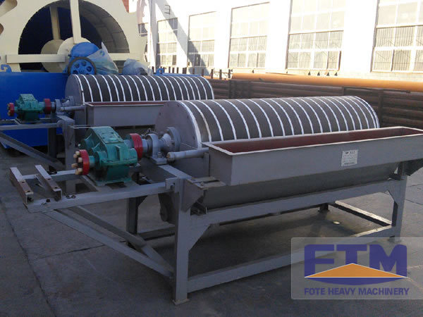 FTM Wet Magnetic Separator for Mining Is on Sale