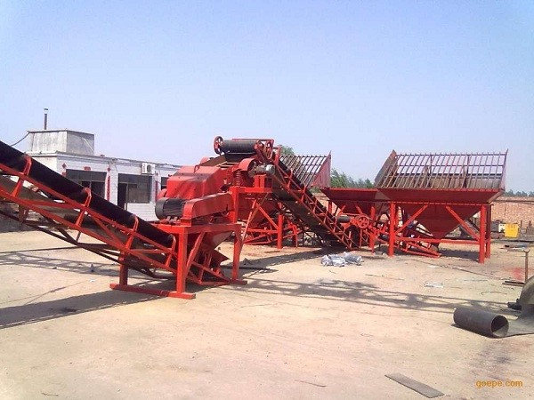 Coal Crusher Is Applicable to Crushing Coal Gangue