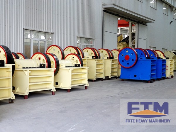 limestone/granite/marble crusher