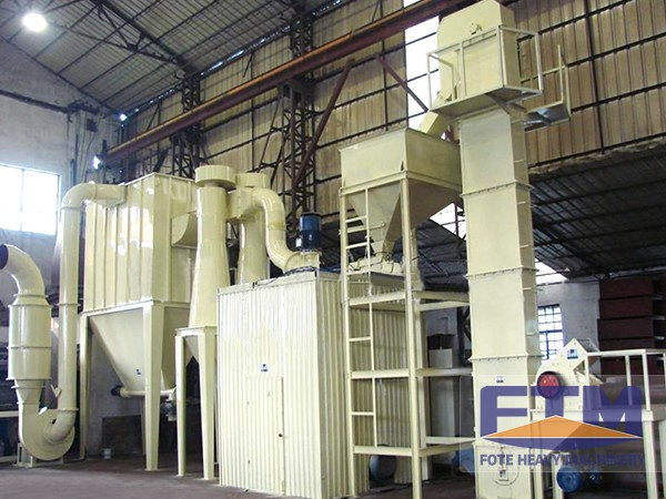High Pressure Grinder and Ultrafine Mill Meet the Demand on Coal Powder Fineness