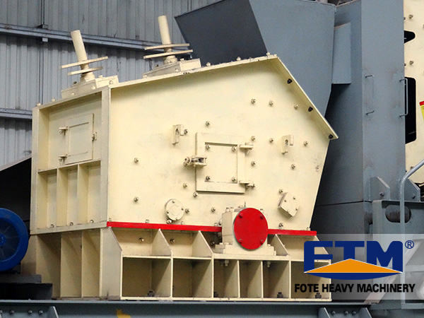 FTM Iolite Crusher Gradually Captures the Market