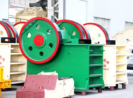 Lithium Ore Jaw Crusher