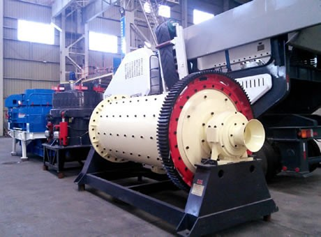 Lithium Ore Ball Mill