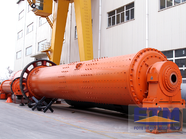 Spodumene Ball Mill
