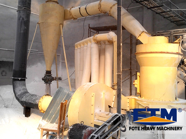 Grinding Mill for Making Limestone Powder