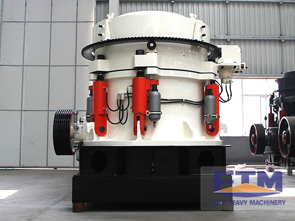 Improvement of Cone Crusher