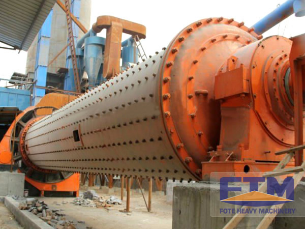 Slag Mill Improves the Grinding Efficiency of Cement Industry