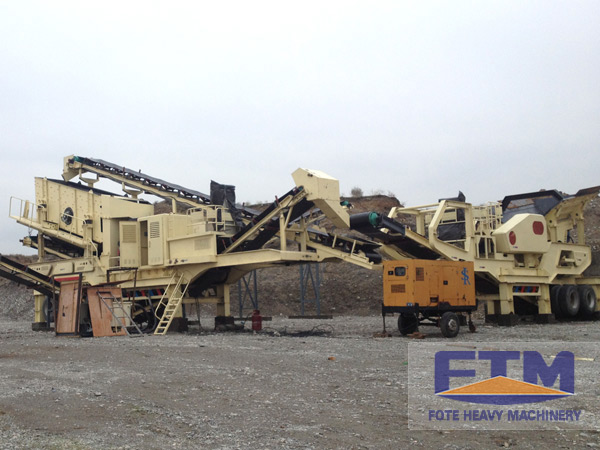 How to Choose the Right Mobile Crushing Plant?