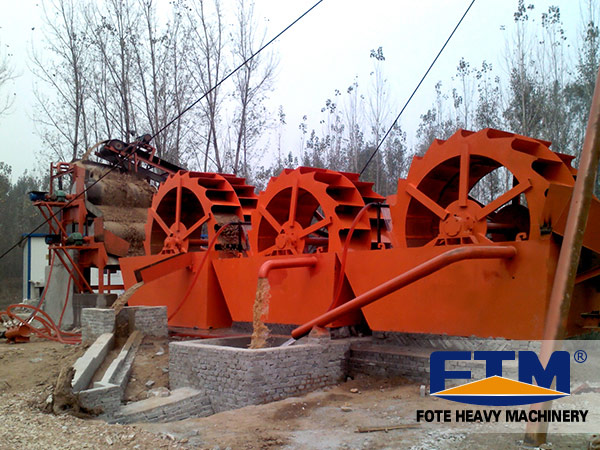 The Introduction of Sand Washing Machine